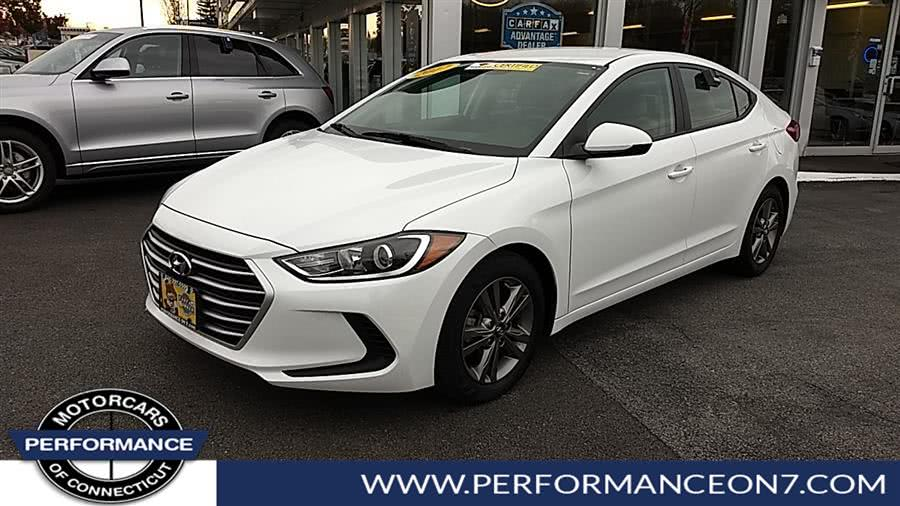 Used 2017 Hyundai Elantra in Wilton, Connecticut | Performance Motor Cars. Wilton, Connecticut