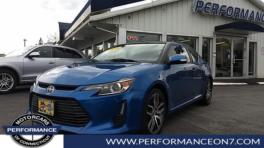 Used 2016 Scion tC in Wilton, Connecticut | Performance Motor Cars. Wilton, Connecticut