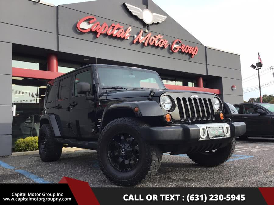 Used 2012 Jeep Wrangler Unlimited in Medford, New York | Capital Motor Group Inc. Medford, New York