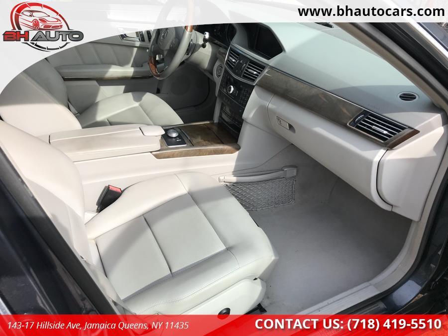 Used Mercedes-Benz E-Class 4dr Sdn E350 Luxury 4MATIC 2010 | BH Auto. Jamaica Queens, New York