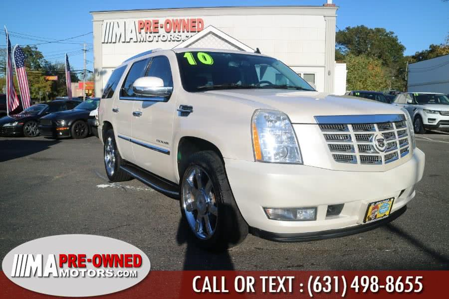 Used 2010 Cadillac Escalade in Huntington, New York | M & A Motors. Huntington, New York