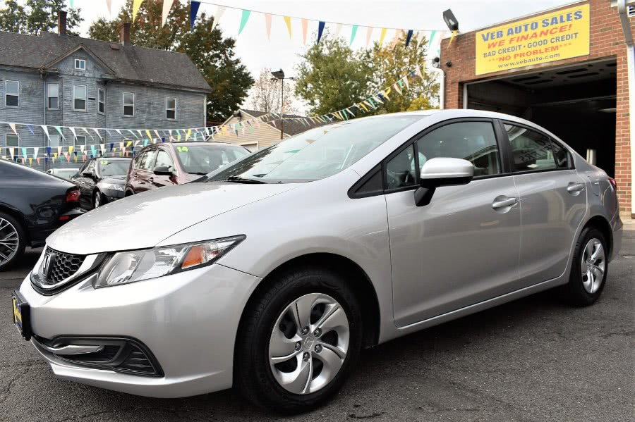 Used 2015 Honda Civic Sedan in Hartford, Connecticut | VEB Auto Sales. Hartford, Connecticut