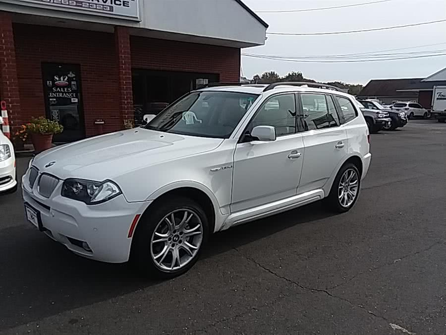 Used 2008 BMW X3 in Wallingford, Connecticut | Vertucci Automotive Inc. Wallingford, Connecticut