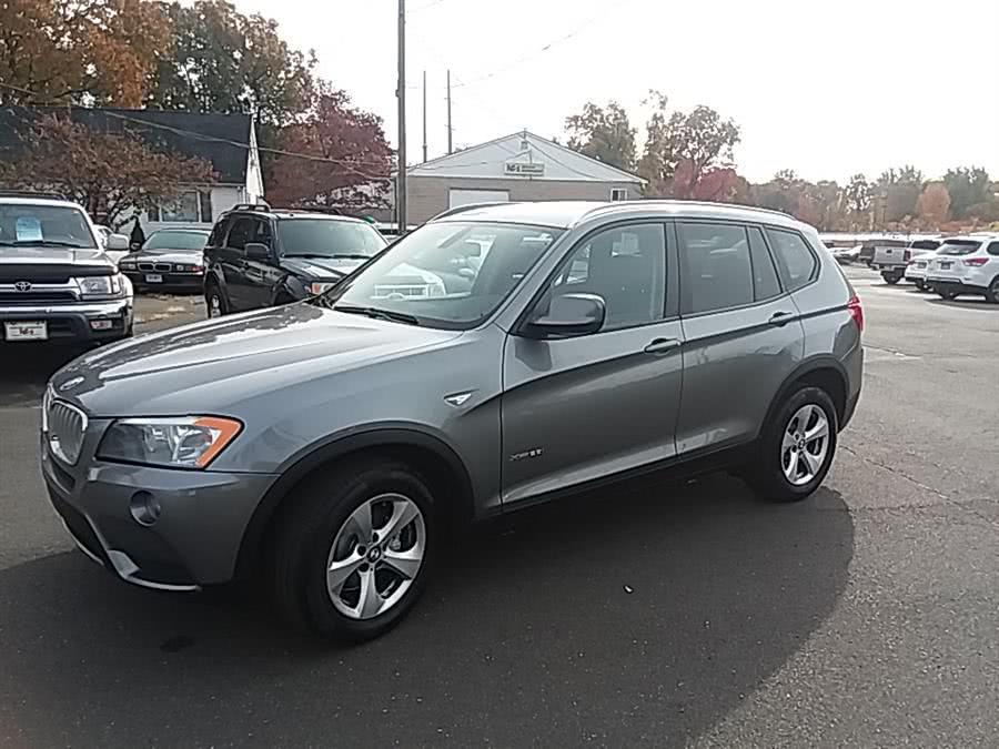 Used 2011 BMW X3 in Wallingford, Connecticut | Vertucci Automotive Inc. Wallingford, Connecticut