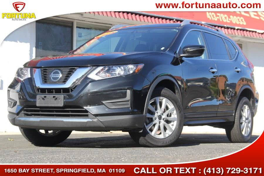 Used 2018 Nissan Rogue in Springfield, Massachusetts | Fortuna Auto Sales Inc.. Springfield, Massachusetts