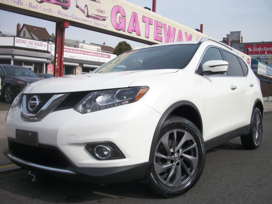 Used 2016 Nissan Rogue in Jamaica, New York | Gateway Car Dealer Inc. Jamaica, New York