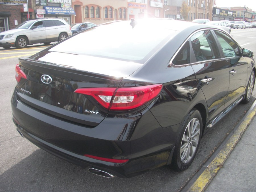 2017 Hyundai Sonata Sport Sport 2.4L, available for sale in Jamaica, New York | Gateway Car Dealer Inc. Jamaica, New York