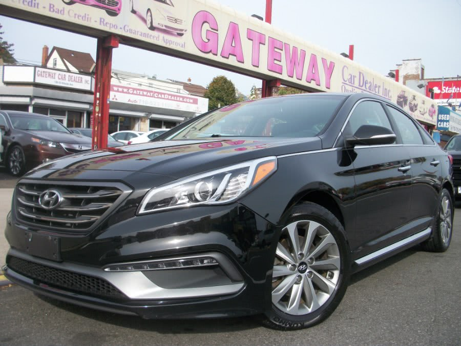 Used 2017 Hyundai Sonata Sport in Jamaica, New York | Gateway Car Dealer Inc. Jamaica, New York