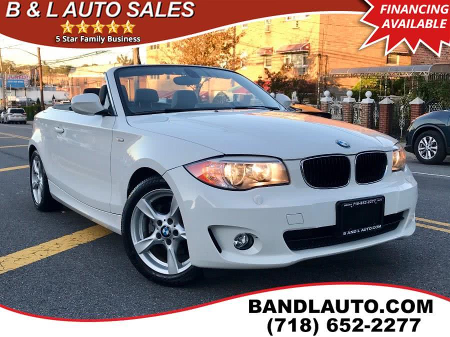 Used 2013 BMW 1 Series in Bronx, New York | B & L Auto Sales LLC. Bronx, New York