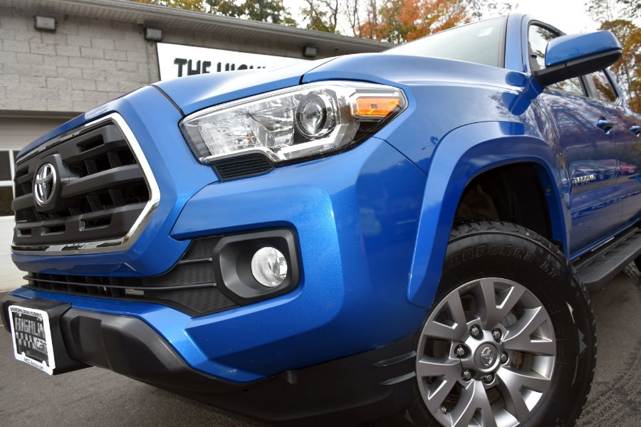 2016 Toyota Tacoma 4WD Double Cab V6 AT SR5, available for sale in Waterbury, Connecticut | Highline Car Connection. Waterbury, Connecticut