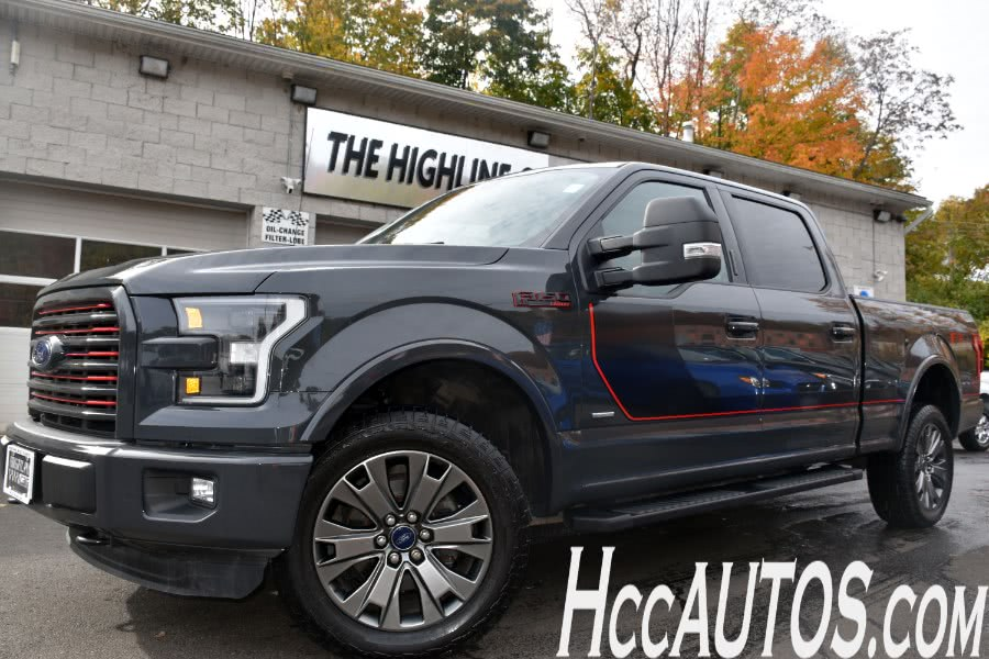 Used 2016 Ford F-150 in Waterbury, Connecticut | Highline Car Connection. Waterbury, Connecticut