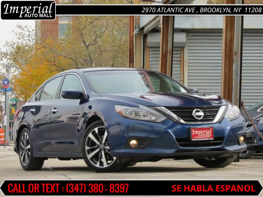 Used 2017 Nissan Altima in Brooklyn, New York | Imperial Auto Mall. Brooklyn, New York