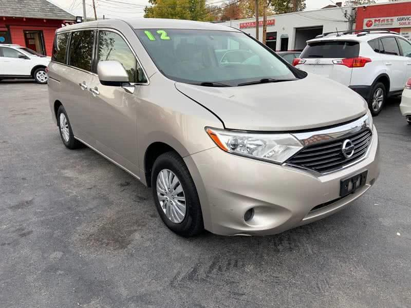 Used 2012 Nissan Quest in Framingham, Massachusetts | Mass Auto Exchange. Framingham, Massachusetts