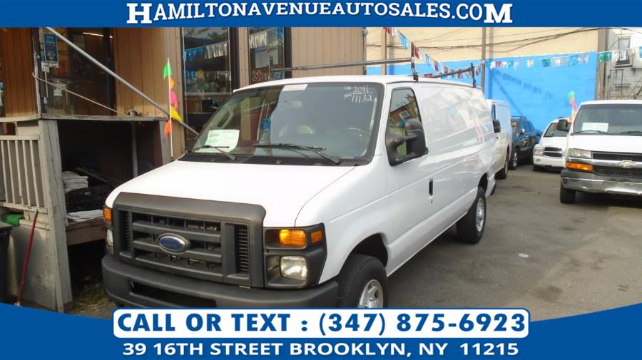 Used Ford Econoline Cargo Van VAN 2011 | Hamilton Avenue Auto Sales DBA Nyautoauction.com. Brooklyn, New York