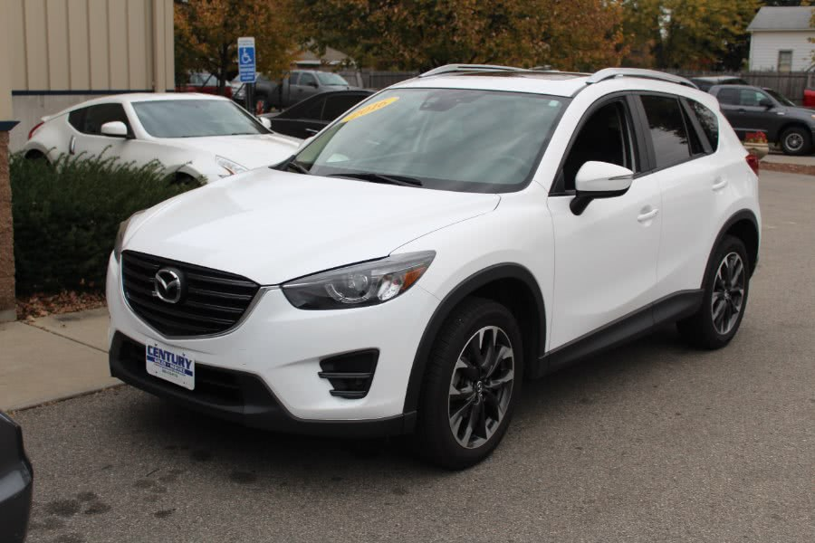 Used 2016 Mazda CX-5 in East Windsor, Connecticut | Century Auto And Truck. East Windsor, Connecticut