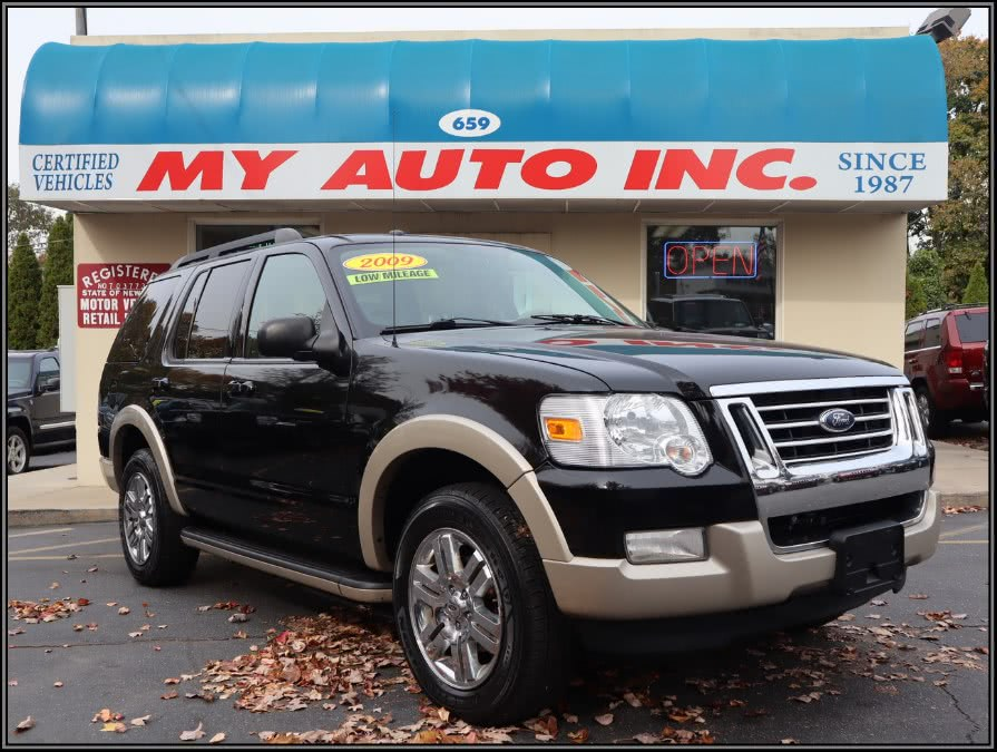 Used 2009 Ford Explorer in Huntington Station, New York | My Auto Inc.. Huntington Station, New York