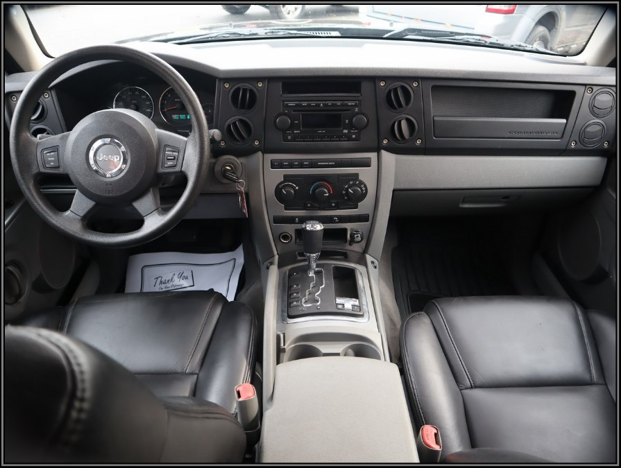 2006 Jeep Commander 4dr 4WD, available for sale in Huntington Station, New York | My Auto Inc.. Huntington Station, New York