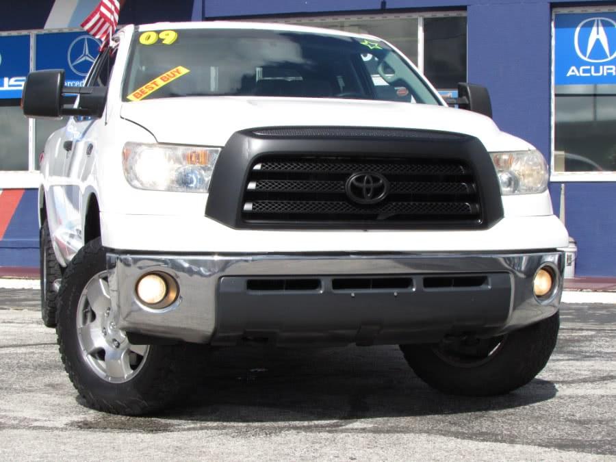 Used Toyota Tundra 4WD Truck Dbl 5.7L FFV V8 6-Spd AT SR5 (Natl) 2009 | VIP Auto Enterprise, Inc. Orlando, Florida