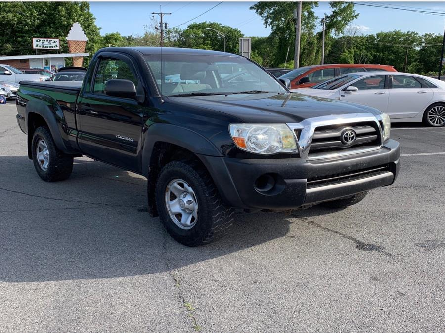 2007 Toyota Tacoma 4WD Reg I4 MT, available for sale in Manchester, Connecticut | Best Auto Sales LLC. Manchester, Connecticut
