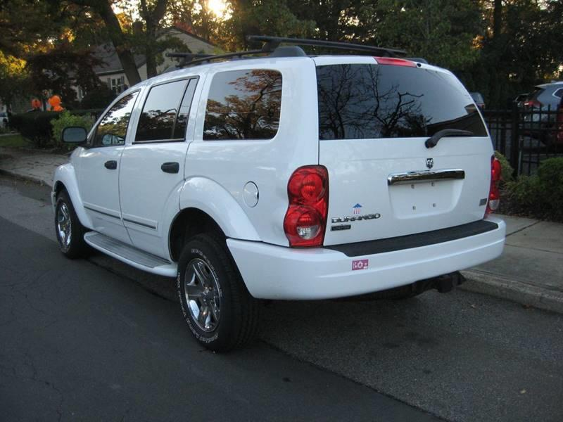 Used Dodge Durango Limited 4WD 4dr SUV w/ Front, Rear and Third Row H 2005   Rite Choice Auto Inc.. Massapequa, New York