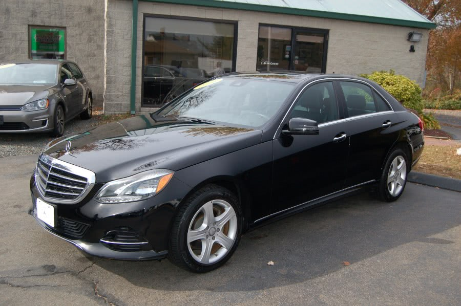 Used Mercedes-Benz E-Class 4dr Sdn E 350 Luxury 4MATIC 2016 | M&N`s Autohouse. Old Saybrook, Connecticut