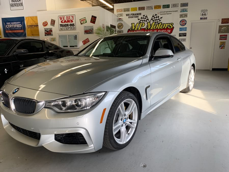 Used BMW 4 Series 2dr Cpe 428i xDrive AWD SULEV 2015 | MP Motors Inc. West Babylon , New York