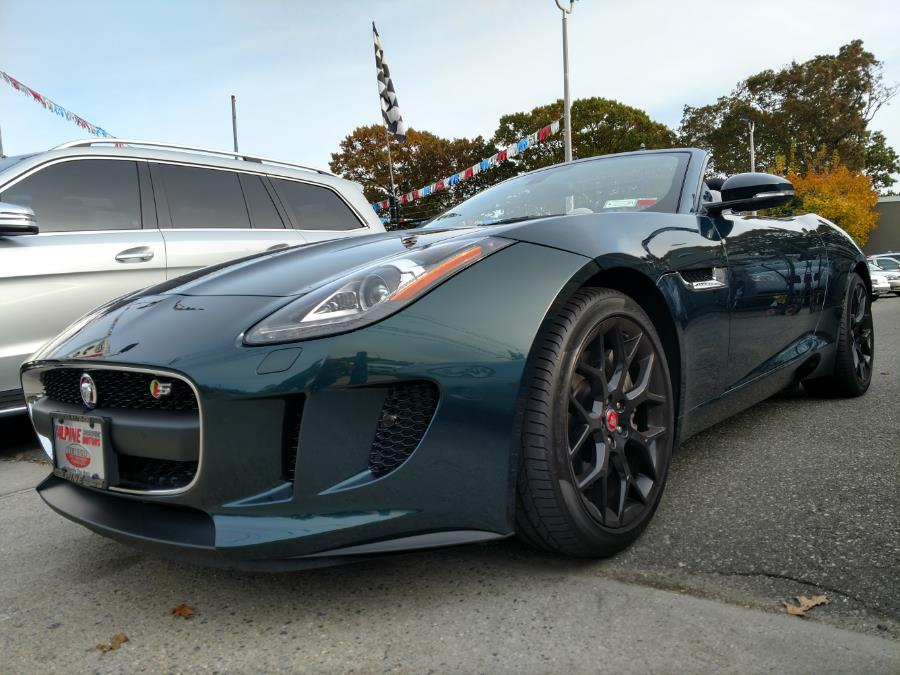 2015 Jaguar F-TYPE S 2dr Conv V6, available for sale in Wantagh, New York | Alpine Motors Inc. Wantagh, New York