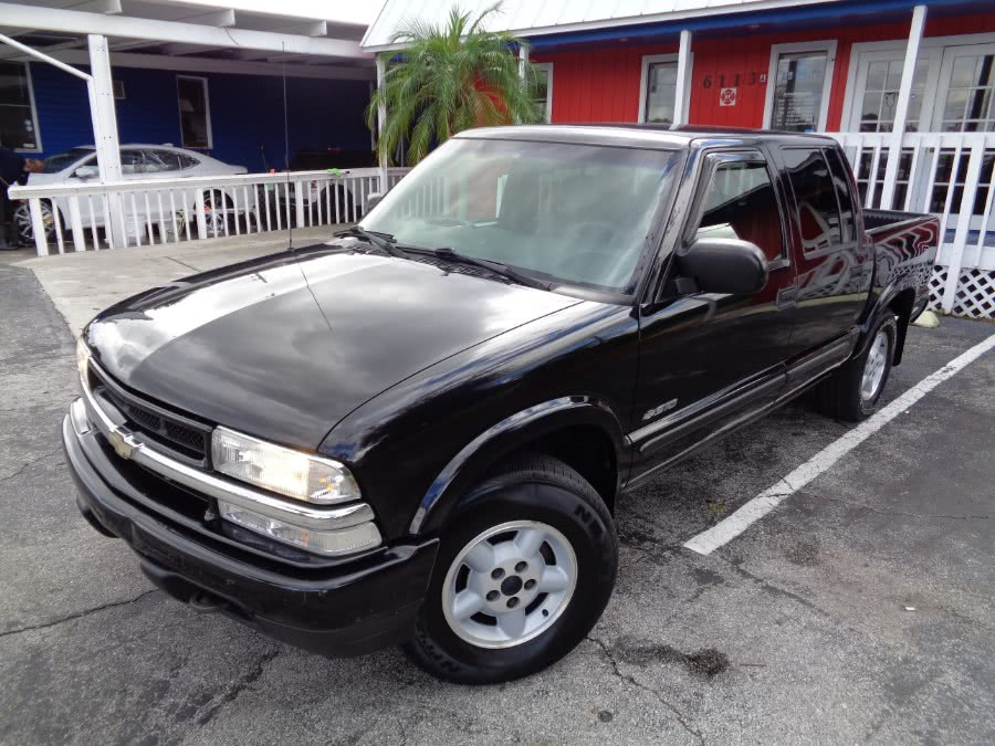 Used 2003 Chevrolet S-10 in Orlando, Florida | Rahib Motors. Orlando, Florida