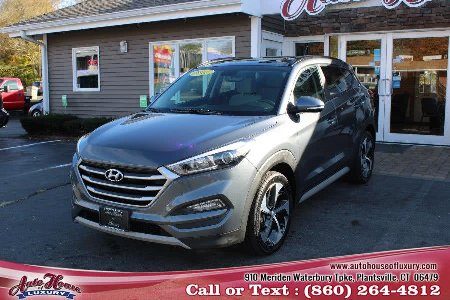 Used Hyundai Tucson SPORT AWD 2017 | Auto House of Luxury. Plantsville, Connecticut