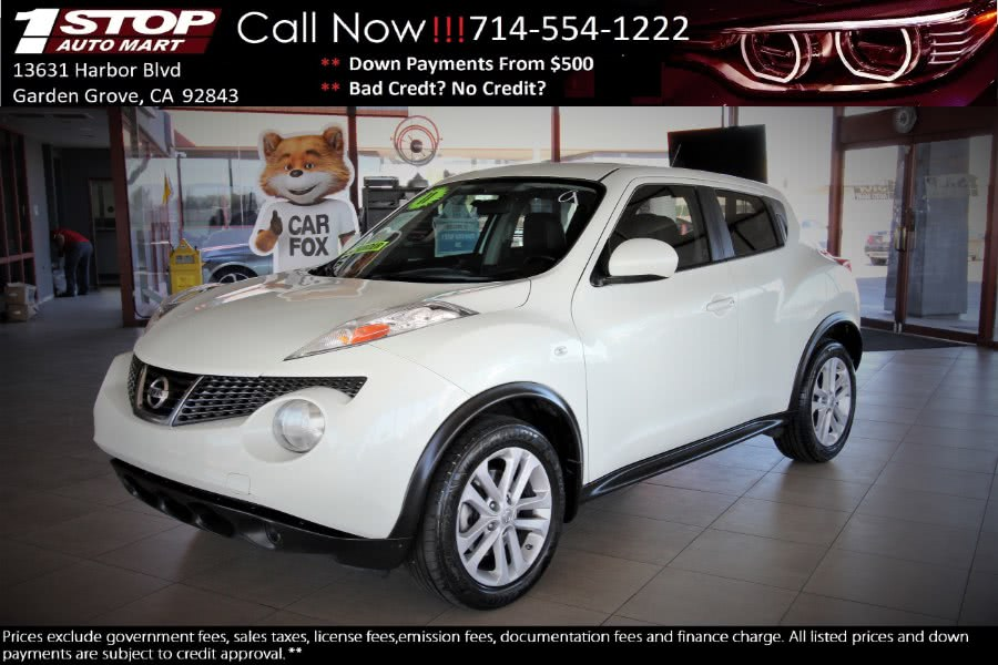 Used 2011 Nissan JUKE in Garden Grove, California | 1 Stop Auto Mart Inc.. Garden Grove, California