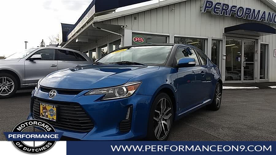 Used 2016 Scion tC in Wappingers Falls, New York   Performance Motorcars Inc. Wappingers Falls, New York