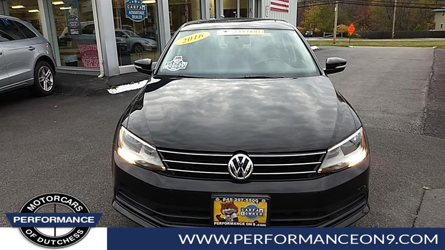 Used Volkswagen Jetta Sedan 4dr Auto 1.4T SE 2016 | Performance Motorcars Inc. Wappingers Falls, New York