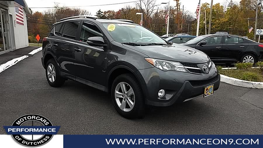 Used Toyota RAV4 AWD 4dr XLE (Natl) 2013 | Performance Motorcars Inc. Wappingers Falls, New York