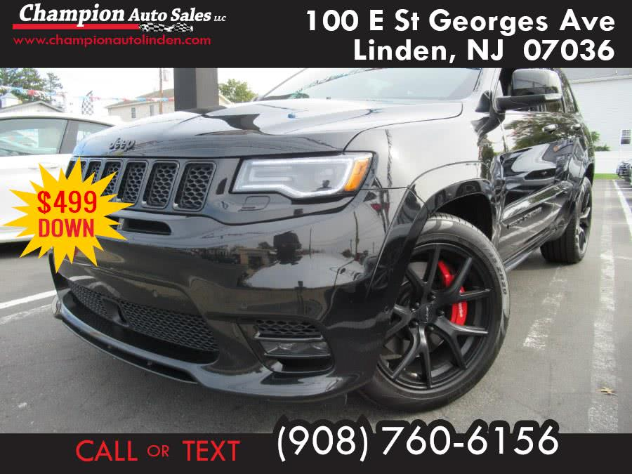 Used 2018 Jeep Grand Cherokee in Linden, New Jersey   Champion Used Auto Sales. Linden, New Jersey