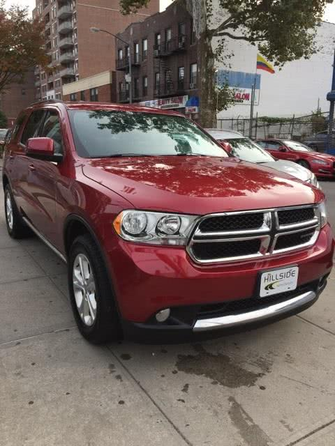 2013 Dodge Durango SXT, available for sale in Jamaica, New York   Hillside Auto Outlet. Jamaica, New York