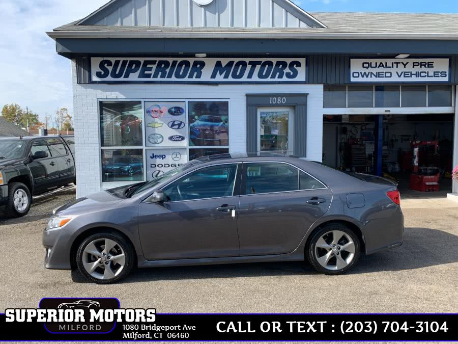 Used 2014 Toyota Camry SE SPORT in Milford, Connecticut | Superior Motors LLC. Milford, Connecticut