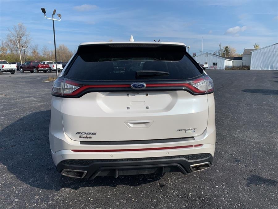 2016 Ford Edge Sport, available for sale in Watertown, New York | FX Caprara Used Car Center. Watertown, New York