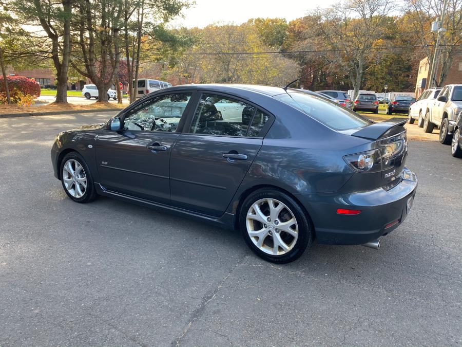 2008 Mazda Mazda3 4dr Sdn Auto s Touring *Ltd Avail*, available for sale in Cheshire, Connecticut | Automotive Edge. Cheshire, Connecticut