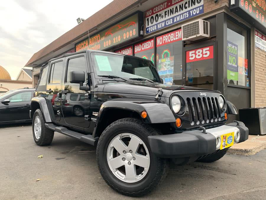Used 2008 Jeep Wrangler in Hartford, Connecticut | Mecca Auto LLC. Hartford, Connecticut
