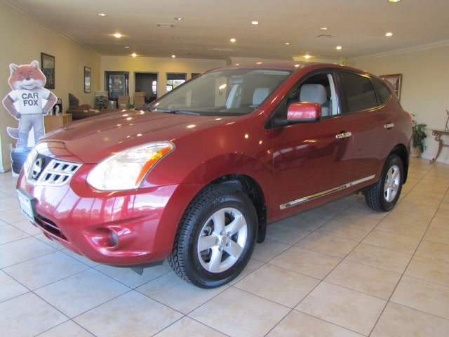 Used Nissan Rogue FWD 4dr S 2013 | Auto Network Group Inc. Placentia, California