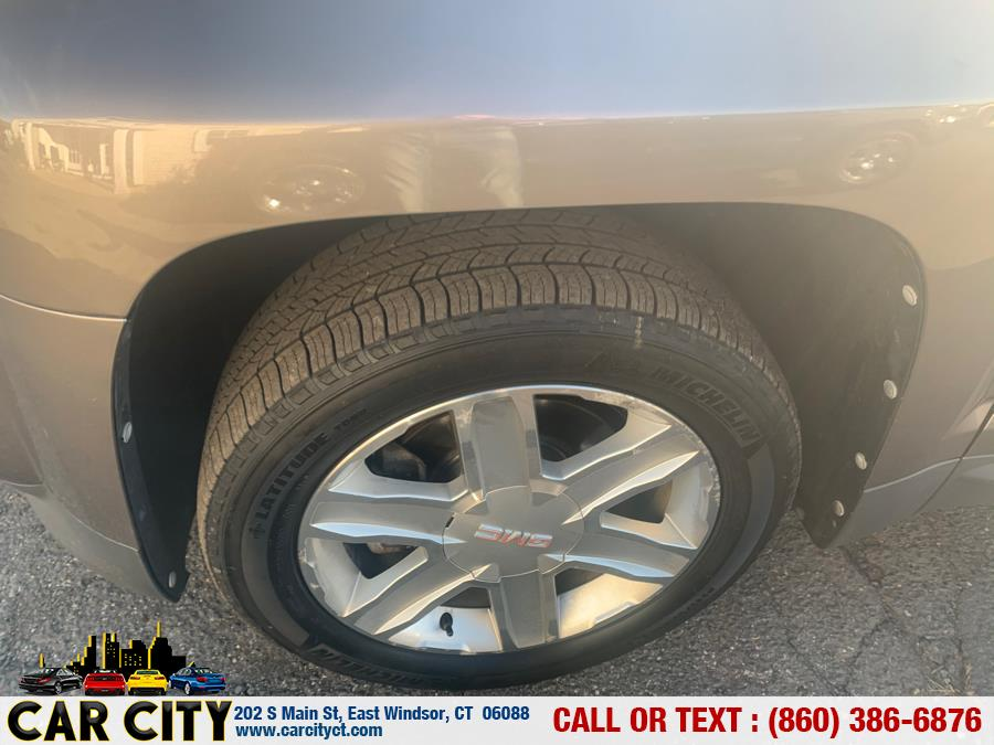2012 GMC Terrain AWD 4dr SLT-1, available for sale in East Windsor, Connecticut | Car City LLC. East Windsor, Connecticut