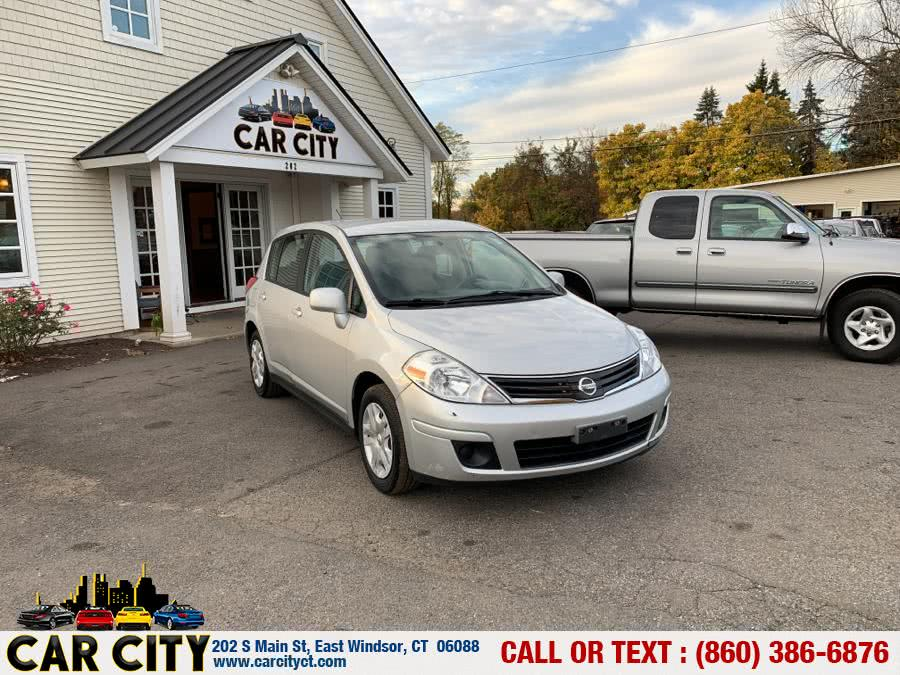 Used 2012 Nissan Versa in East Windsor, Connecticut | Car City LLC. East Windsor, Connecticut