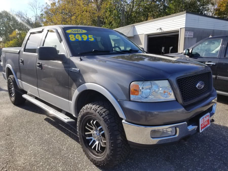 Used 2005 Ford F-150 in Patchogue, New York | Romaxx Truxx. Patchogue, New York