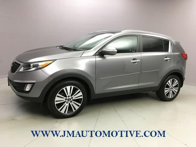 Used 2016 Kia Sportage in Naugatuck, Connecticut | J&M Automotive Sls&Svc LLC. Naugatuck, Connecticut