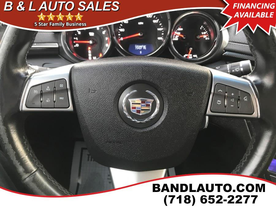 2011 Cadillac CTS Coupe 2dr Cpe AWD, available for sale in Bronx, New York | B & L Auto Sales LLC. Bronx, New York