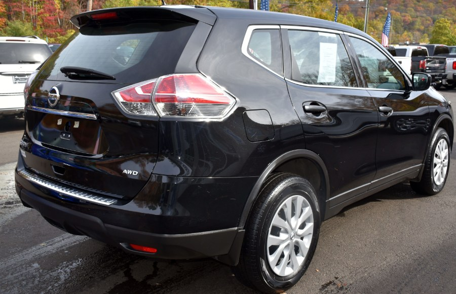 2016 Nissan Rogue AWD 4dr S, available for sale in Waterbury, Connecticut | Highline Car Connection. Waterbury, Connecticut