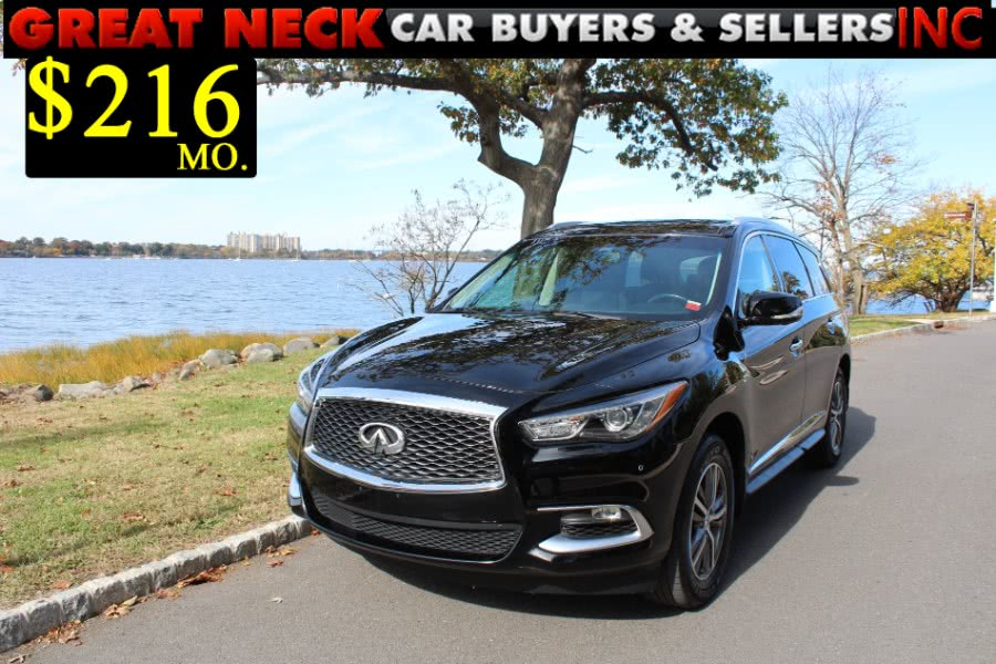 Used 2016 INFINITI QX60 in Great Neck, New York