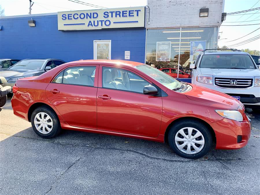 Used 2010 Toyota Corolla in Manchester, New Hampshire | Second Street Auto Sales Inc. Manchester, New Hampshire