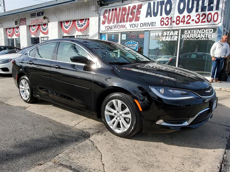 Used 2016 Chrysler 200 in Amityville, New York | Sunrise Auto Outlet. Amityville, New York