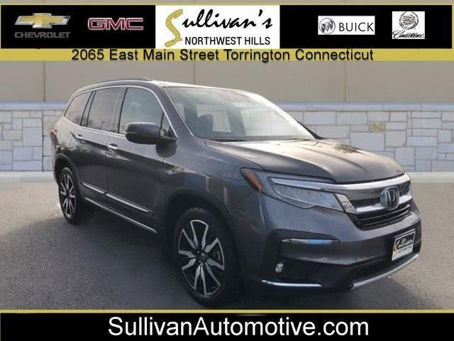 Used Honda Pilot Elite 2019 | Sullivan Automotive Group. Avon, Connecticut